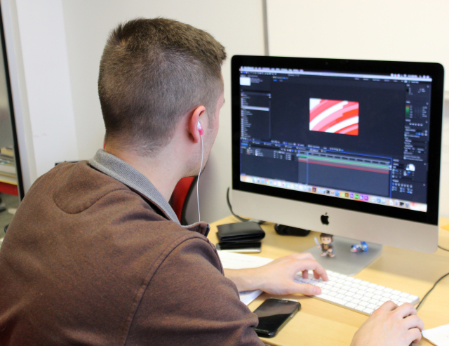 The PD Life of: A Motion Design Intern