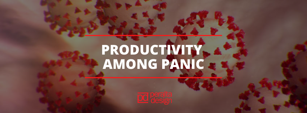 Productivity Among Panic