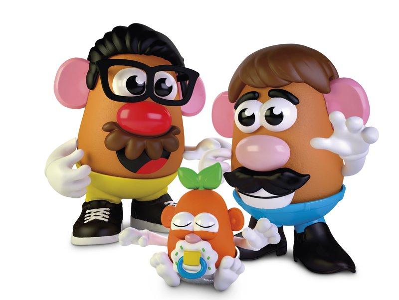 HOT Potato – The Mr. Potato Head 'rebrand' Explained